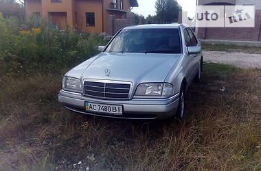 Mercedes-Benz C 180 1996 в Луцке