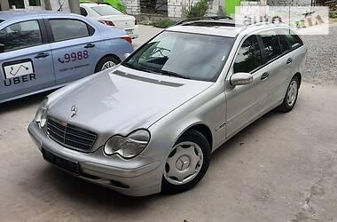 Mercedes-Benz C 180 2002 в Киеве