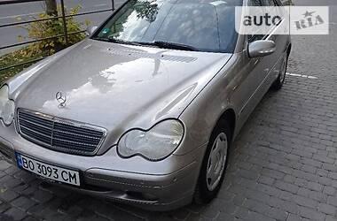 Mercedes-Benz C 180 2003 в Тернополе