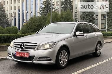 Mercedes-Benz C 180 2012 в Ровно