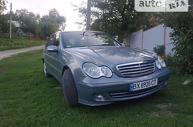 Универсал Mercedes-Benz C 180 2005 в Хмельницком