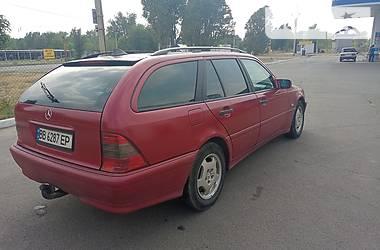 Универсал Mercedes-Benz C 180 1998 в Северодонецке