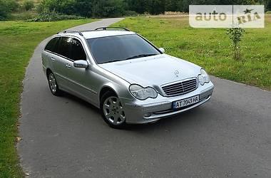 Универсал Mercedes-Benz C 180 2003 в Долине