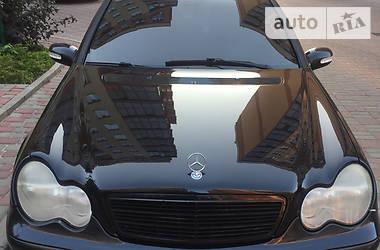 Mercedes-Benz C 200 2002 в Львові