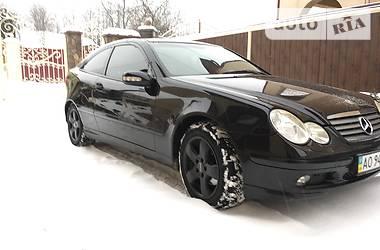 Mercedes-Benz C 200 2004 в Тячеве