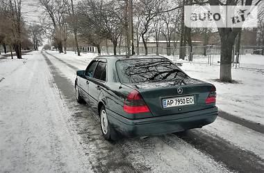 Mercedes-Benz C 200 1997 в Запорожье