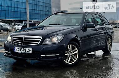 Mercedes-Benz C 200 2012 в Хмельницком