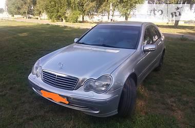 Mercedes-Benz C 200 2001 в Днепре