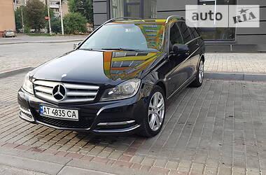 Mercedes-Benz C 200 2012 в Ивано-Франковске