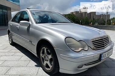 Mercedes-Benz C 200 2000 в Харькове