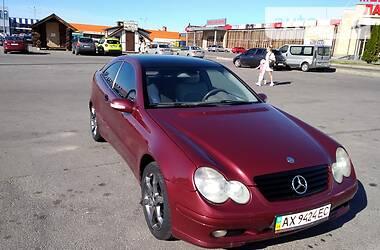 Mercedes-Benz C 200 2002 в Харькове