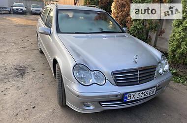 Mercedes-Benz C 200 2005 в Хмельницком