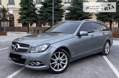 Mercedes-Benz C 200 2012 в Тернополе