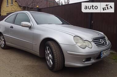 Купе Mercedes-Benz C 200 2002 в Броварах