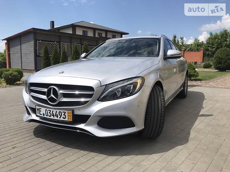 Универсал Mercedes-Benz C 200 2018 в Луцке