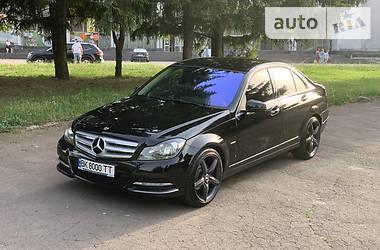 Седан Mercedes-Benz C 200 2011 в Ровно