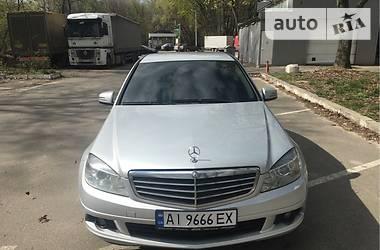 Mercedes-Benz C 220 2009