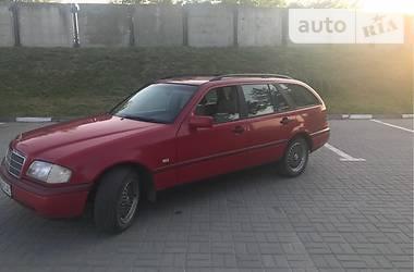 Mercedes-Benz C 220 1996 в Тернополе