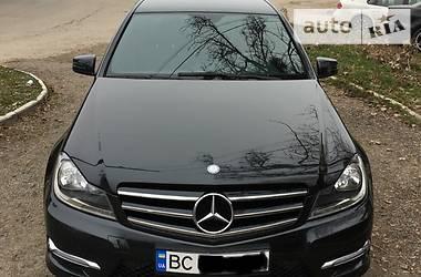 Mercedes-Benz C 220 2012 в Львове