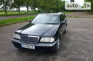 Mercedes-Benz C 220 1997 в Владимир-Волынском