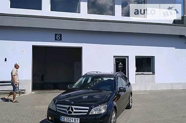 Универсал Mercedes-Benz C 220 2011 в Черновцах