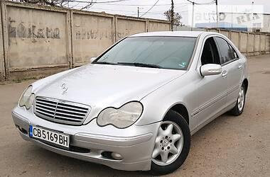 Mercedes-Benz C 220 2005 в Одессе