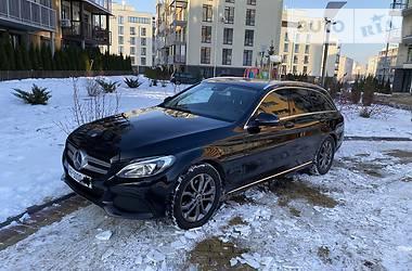Mercedes-Benz C 220 2017 в Киеве