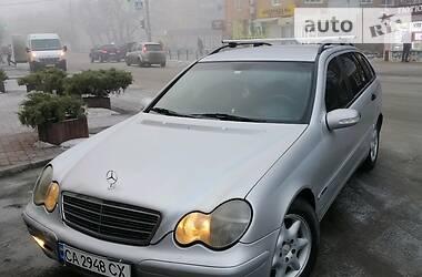 Mercedes-Benz C 220 2001 в Умани