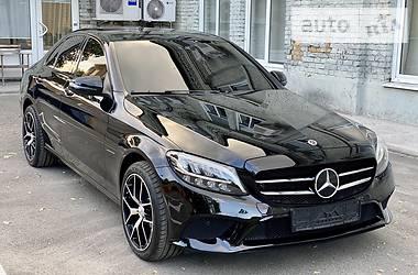 Седан Mercedes-Benz C 220 2018 в Киеве