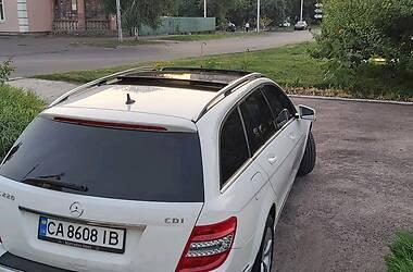 Универсал Mercedes-Benz C 220 2010 в Черкассах