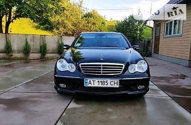 Mercedes-Benz C 230 2005 в Надворной