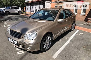 Mercedes-Benz C 240 2004 в Киеве