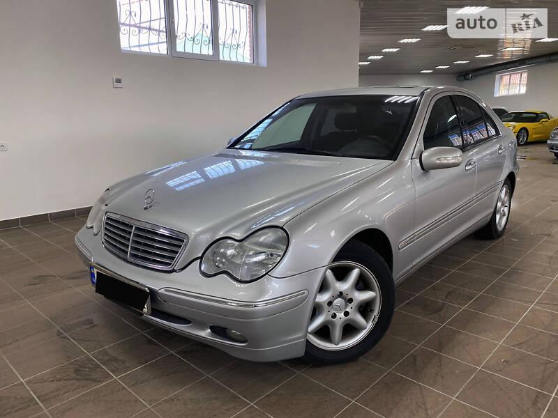 Mercedes-Benz C 240 2001 в Киеве