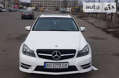Mercedes-Benz C 250 2012 в Киеве