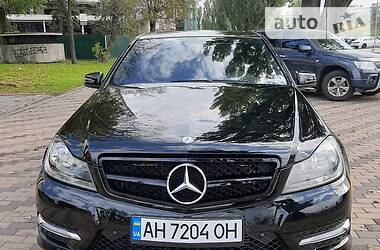 Mercedes-Benz C 250 2013 в Киеве