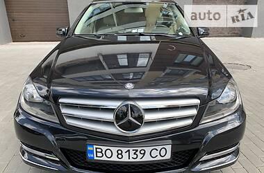 Седан Mercedes-Benz C 250 2012 в Тернополе