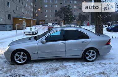 Mercedes-Benz C 270 2002 в Ивано-Франковске