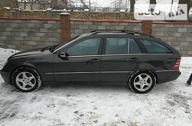 Mercedes-Benz C 270 2001 в Луцке