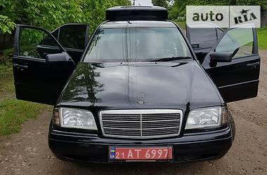 Mercedes-Benz C 280 1994 в Харькове