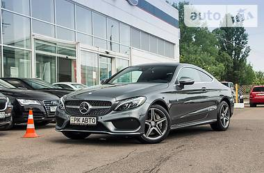 Mercedes-Benz C 300 Coupe AMG