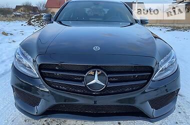 Mercedes-Benz C 300 2018 в Івано-Франківську