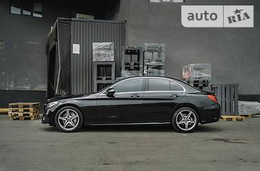Седан Mercedes-Benz C 300 2018 в Киеве