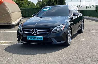 Седан Mercedes-Benz C 300 2019 в Киеве