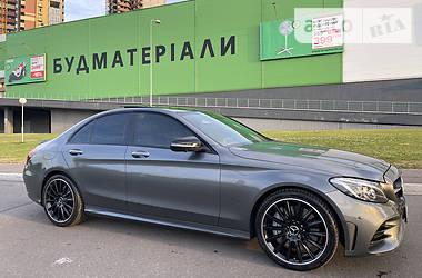 Седан Mercedes-Benz C 43 AMG 2018 в Киеве