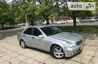 Mercedes-Benz C-Class 2001 в Одессе