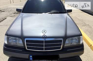 Mercedes-Benz C-Class 1996 в Киеве