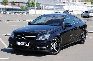 Mercedes-Benz C-Class 2014 в Киеве