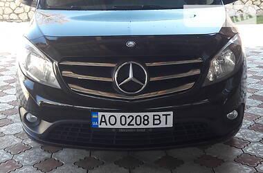 Mercedes-Benz Citan пас. 2013 в Ужгороде
