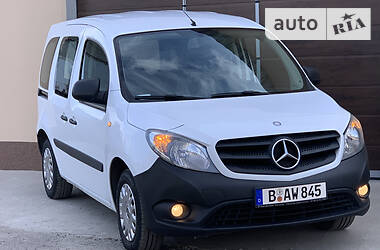Mercedes-Benz Citan пас. 2016 в Днепре