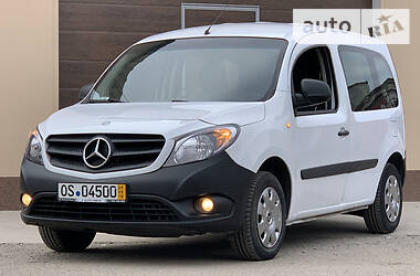 Mercedes-Benz Citan пас. 2017 в Днепре